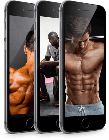 selfie-gym-phone